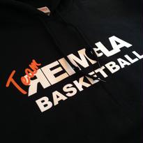 Team-REIMGLA Parka(Black)