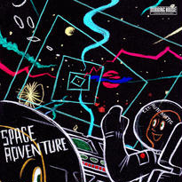 SPACE ADVENTURE / CD-R / Yousuke Nakano / Dubbing House underground