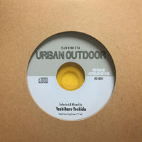 URBAN OUTDOOR / MIX-CD / CD selected & mixed by yoshiharu yoshida