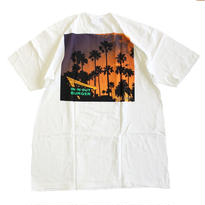 In-N-Out Burger 2017 CALIFORNIA DREAMIN TEE WHITE インアンドアウトバーガー Tシャツ