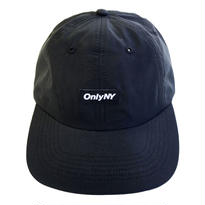 ONLY NY / Tech Polo Hat Black オンリーニューヨーク キャップ
