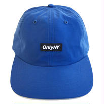 ONLY NY / Tech Polo Hat MarineBlue オンリーニューヨーク キャップ