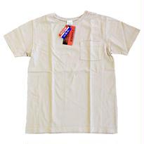 CAMBER / キャンバー 別注Tシャツ 302 SP Max Weight Crew Neck Pocket TEE BEIGE