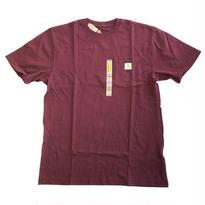 CARHARTT / WORKWEAR POCKET TEE PORT カーハート Tシャツ
