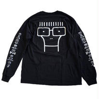 DESCENDENTS / Milo Illustration L/S TEE BLACK ディセンデンツ 長袖Tシャツ
