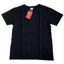CAMBER / キャンバー 別注Tシャツ 302 SP Max Weight Crew Neck Pocket TEE BLACK