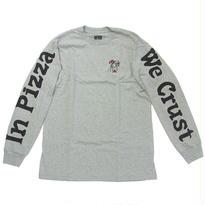 CLSC   HOLY CRUST L/S TEE HGREY 長袖Tシャツ