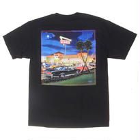 In-N-Out Burger 2013 NOW AND THEN TEE BLACK インアンドアウトバーガー Tシャツ