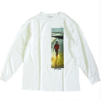 FUCKING AWESOME Masked Monster L/S TEE WHITE FA 長袖Tシャツ