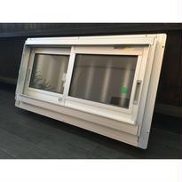 YKK AP 面格子付き引違い窓 フレミングⅡ W780×H370