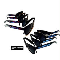 Pinstriping sunglasses