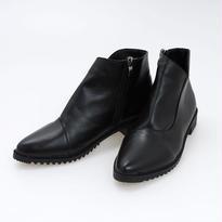 サイドZip ショート ブーツ