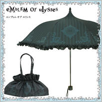 "【予約】""Emblem of Ulysses"" Umbrella +""Emblem of Ulysses""タッセルSET"