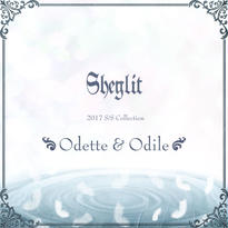 "【Sheglit 2017S/S Collection ""Odette&Odile""】"