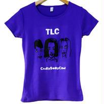 """TeeLC"" Purple レディース"