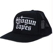 SHOGUN TAPES2016 MESH CAP [BLACK]