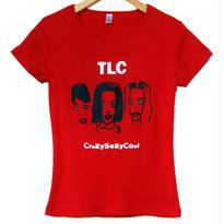 """TeeLC"" RED レディース"