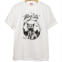 Alley Cats tee [WHITE]