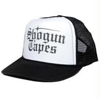 SHOGUN TAPES2016 MESH CAP [B/W]