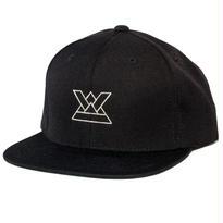 KABUTO SNAPBACK CAP [BLACK]