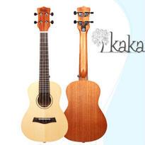 KAKA 26D 上質スプルース コンサートウクレレ!