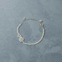 shuo 12003 Drop Pearl Bracelet