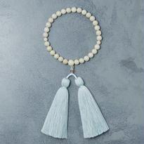 shuo12007  Juzu (White× Light Blue / for Men)