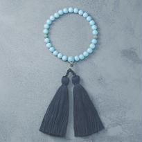 shuo12008  Juzu (Turquoise Blue & Navy/for Men)