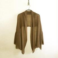 ◆特別価格◆即納◆Rigel[リゲル] 袖付きストール / ローズ・ベージュ