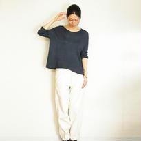 ◆特別価格◆Vela[ベラ] ボクシー・セーター2 / ネイビー・ブルー
