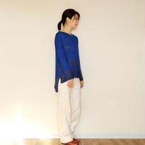 ◆特別価格◆Alphirk[アルフィルク] ボクシー・セーター4 / ブルー系1