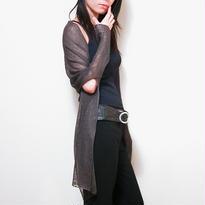 ◆特別価格◆即納◆Rigel[リゲル] 袖付きストール / ディープフォレスト・グレー