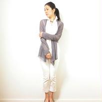 ◆特別価格◆即納◆Rigel [リゲル] 袖付きストール / ミドル・グレー