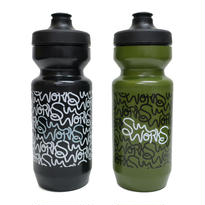 [SimWorks Original] Crumbs Script Bottle