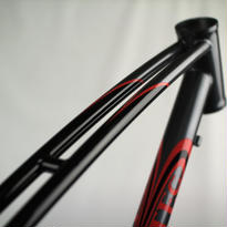 【Retrotec】650b Twin Top ATB / Magma Black 410