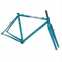 [Cielo] Cross Racer  -Teal Blue-