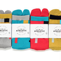 The Athletic x SimWorks Tabby Socks
