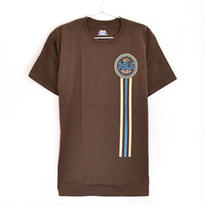 [DeSalvo] Logo-T-shirts (Brown)