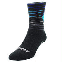 [Chirs King] Elevate Socks, Turquoise