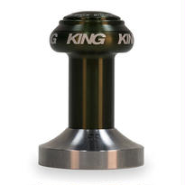[Chris King] 40th Anniversary Espresso Tamper, 58mm