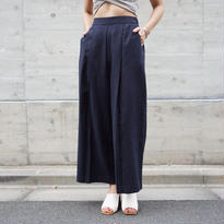 RINEN TACK WIDE PANTS
