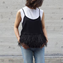 FEATHER CAMISOLE