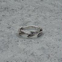 leaf design ring