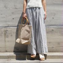 RINEN STRIPE  PANTS