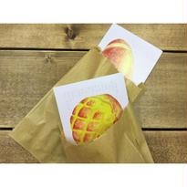 【香港☆小食】明信片・POST CARD  /  Fish balls&Fish Shaomai等 4種類