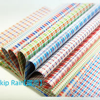 【Dreamy☆包装紙】香港CHECKERS / Gift Wrapping Paper Book