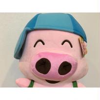 【香港☆マクマグ】Mcdull のいとこの麥嘜  /  ぬいぐるみ・春田花花幼稚園