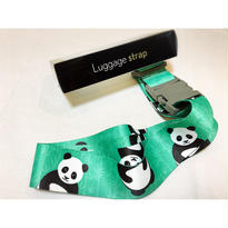 【香港☆Guesta】 PANDA Luggage strap  / Perfect for traveling