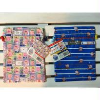【香港☆マクダル】 麥兜索縄袋【小】巾着  /  Drawstring Bag・Mcdull