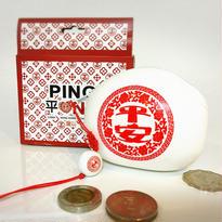 【香港☆八對半堂】平安零錢包  /  小銭入れ・ポーチ